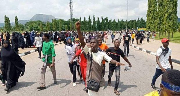 Shiite Protest for El-Zakzaky