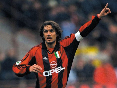 Maldini was a ledgend. credit immortal