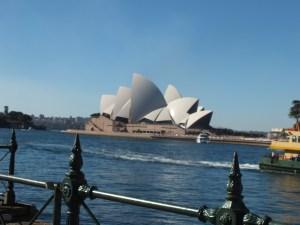 Sydney's Opera House.