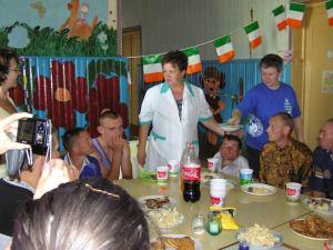 Belarus Care Centr. Credit: Searlait McCann