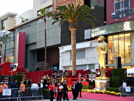 81st Academy Awards Presentations, Dolby Theatre, Hollywood, 2009. (Wikipedia)