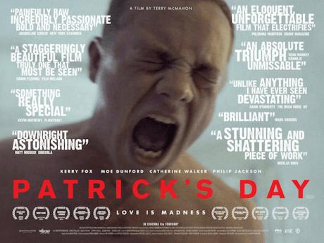 Terry McMahon's film, Patrick's Day.