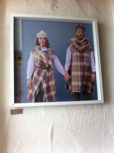 Art fro sale in Ard Bia at Nimmo's, Spanish Arches, Galway. Photo by Rachael Hussey