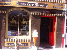 Aunt Nellie's Sweet Shop, High Street, Galway. Photo by Rachael Hussey
