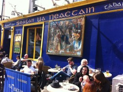 Tigh Neachtain, Cross Street, Galway. Photo by Rachael Hussey