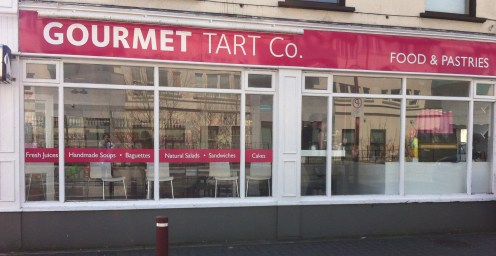 Gourmet Tart Co. Salthill, Galway. Photo by Rachael Hussey