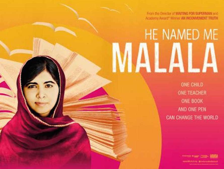 he named me malala review pic