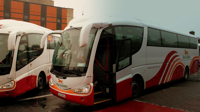 BUS_EIREANN_IRIZAR_COACHES_AT_GALWAY_RAILWAY_AND_BUS_STATION_IRELAND_JULY_2013_(9200434810).jpg