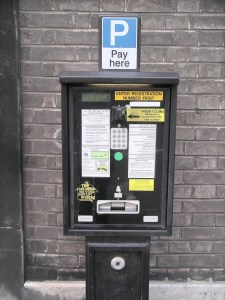 pay-and-display