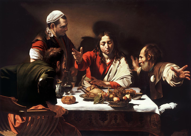 supper_at_emmaus-caravaggio_1601