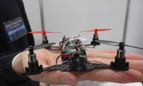 Kit drone