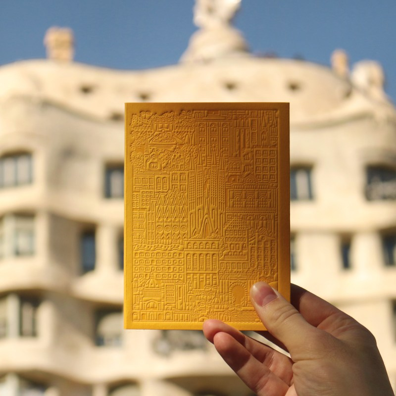 Barcelona Notebook by The City Works