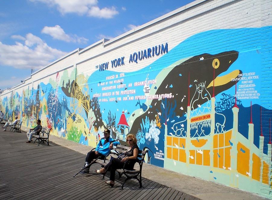 New York Aquarium by David Shankbone. Photo: Wikimedia Commons