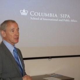 William Eimicke / http://globalcenters.columbia.edu/riodejaneiro/content/professor-william-eimicke-promotes-sipa%C2%B4s-executive-training-program-rio-de-janeiro