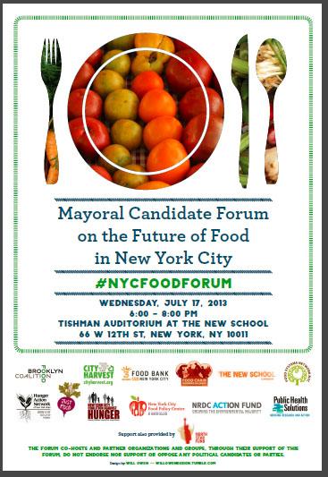 forumonfood