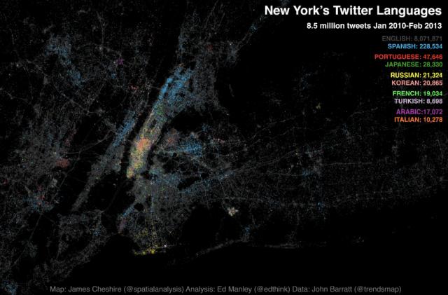 twitter map 1