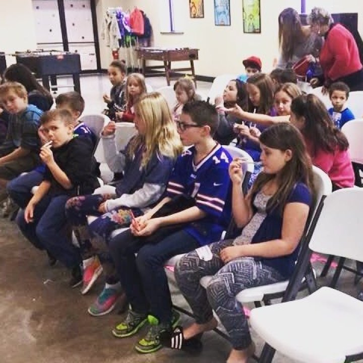 We love our #kidsministry. Look at these kiddos st #BigKids this Sunday! #kidsmin #childrenchurch #kidchurch #thecitychurchny #cc #kiddos #bataviany #sunday #church