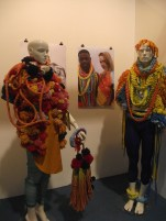 Tribal Fashion by NCAD students