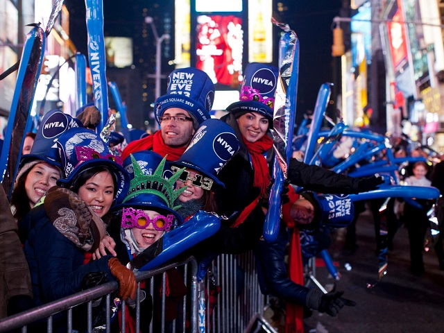 A People Friendly Times Square Just In Time For New Year