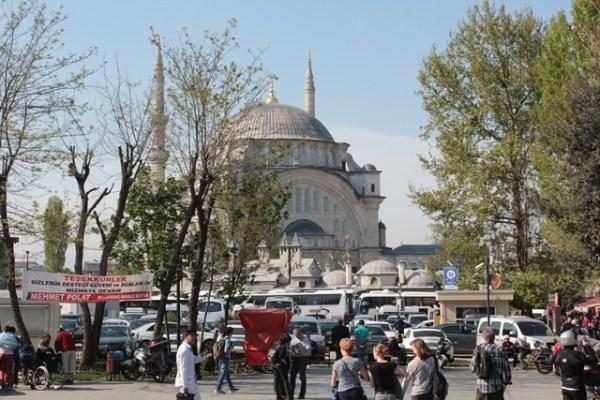 Tarihi Yarımada Sultanahmet Meydanı
