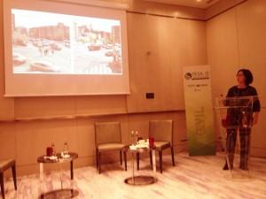 """EMBARQ Türkiye - Sürdürülebilir Ulaşım Derneği Türkiye Direktörü Arzu Tekir'in """"Sürdürülebilir Ulaşımın İş Dünyasına Katkısı"""" başlıklı konferans konuşmasından"""