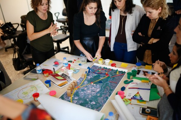 WRI Türkiye Sürdürülebilir Şehirler'in EMBARQ Mexico ile birlikte düzenlediği Kentsel Tasarım Çalıştayı, 20 Kasım 2015 Cuma günü İTÜ'de düzenlendi.
