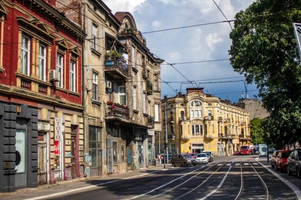 Belgrad, Sırbistan. Andres Arjona tarafından çekilmiştir.