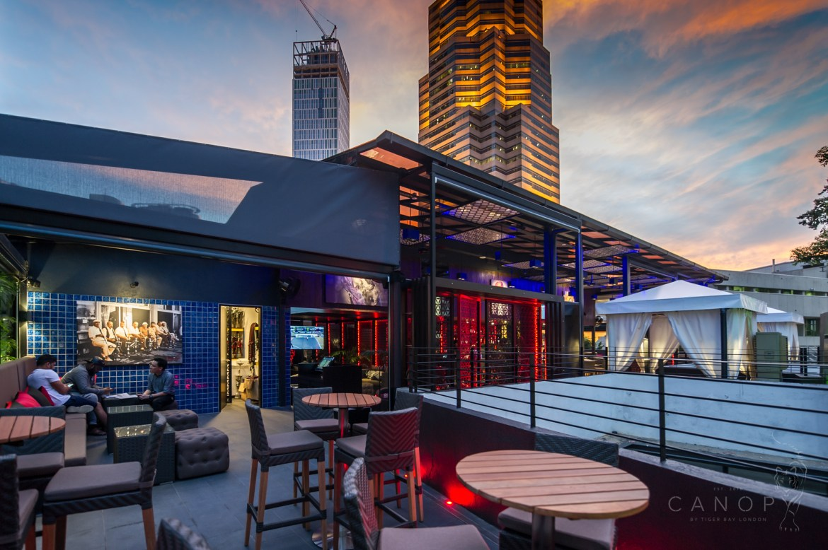 Canopy Rooftop Bar & Lounge - Discover the Best Bars in Kuala Lumpur