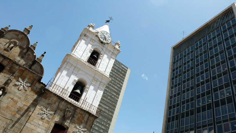 Churches of La Candelaria