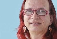 Transgender director of the Humboldt Foundation, Brigitte Baptiste.
