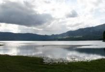 Neusa near Bogotá was once a Musica sacred lake.