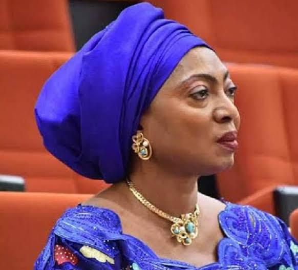Late Senator Rose Oko Okoji