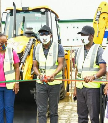 Lagos: Sanwo-Olu Begins 2nd Year With Relief In Eti-Osa