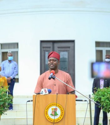 Covid-19: Oyo Gov. Releases Food Advisory To Boost Immunity