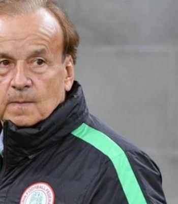 Rohr To Sign New Super Eagles Contract Next Week