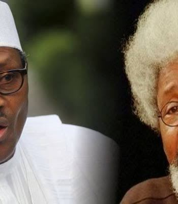 Why Wole Soyinka Reaffirms Buhari Is Not In Charge Of This Nation