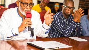 Allow me handle State matters, your health is unstable- Agboola Ajayi tells Akeredolu