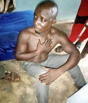 APC Chairman Allegedly Defiles 2 Girls {Photo}