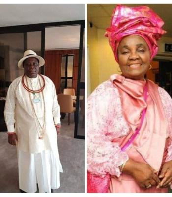 Hon. Ereyitomi Celebrates Ace TV Broadcaster Julie Coker @80