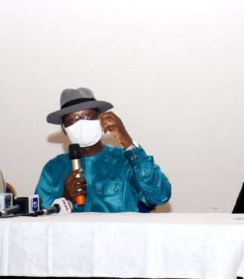 Exposing Corruption: Delta Govt Holds Press Parley Against THE WITNESS To Save Face