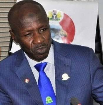 Just-In: DSS Arrests EFCC Acting Chairman, Ibrahim Magu