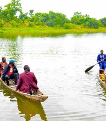 Hon. Peller Laments Over Abandoned Ikere Gorge Dam Project, Calls For Its Urgent Resuscitation