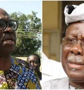 """Edo Poll: Fayose Replies Bode George, Says """"Go Take A Rest Now"""" ~ Thecitypulsenews"""
