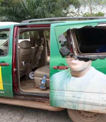 APC, PDP Supporters Clash In Ondo As Vehicle Set Ablaze ~Thecitypulsenews