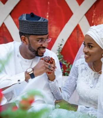 Photos: Hanan Buhari Weds Muhammad Turad Sha'aban ~Thecitypulsenews