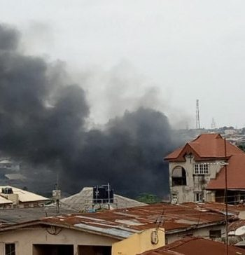 Lagos: Over 50 Persons Injured As Gas Tanker Explodes In Iju Area ~Thecitypulsenews