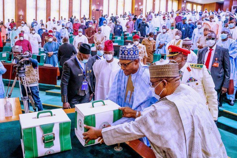 2021 Nigeria Budget: Breakdown of Buhari's N13.08trn  Proposal~Thecitypulsenews