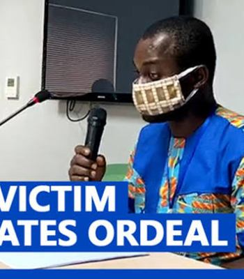 #EndSARS Judicial Panel: Okoli Narrates Ordeal With SARS For 47Days {Video} ~Thecitypulsenews