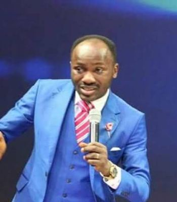 Sex Scandal: Man Petitions IGP, Alleged Omega Fire Ministry Apostle, Suleman Of Sleeping With His Wife