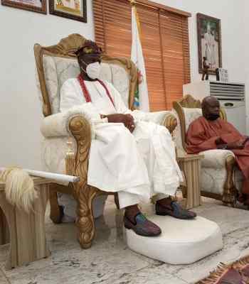 Tinubu 2023 Presidential Agenda Gathers Momentum As Ondo Obas Endorses Him